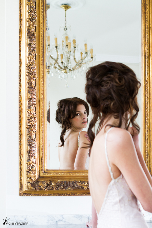 A look into the mirror, Miss Pearl Couture