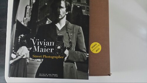 New book: Vivian Maier: Street Photographer