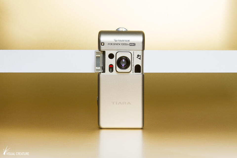 The Analog FIlm Camera: Compact APS