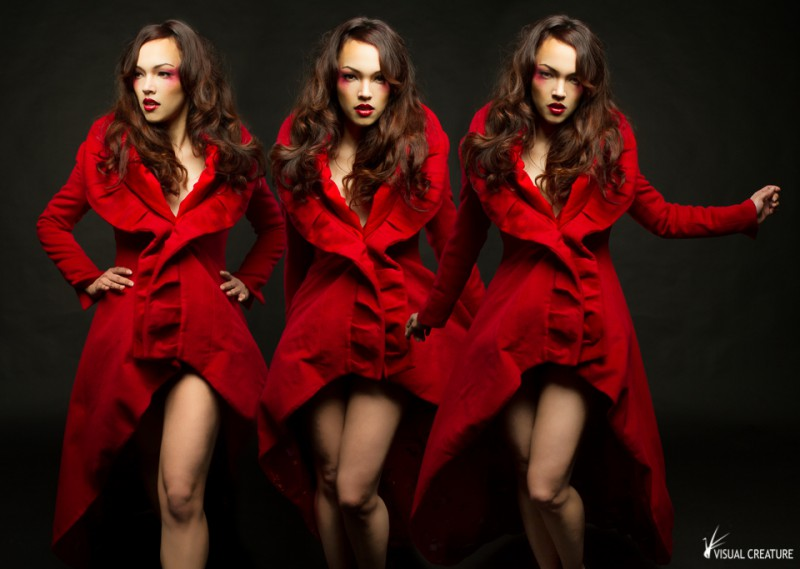 Feminine Red – Part I