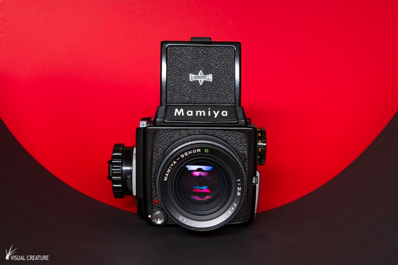 The Analog Film Camera: 6x7 SLR Medium Format