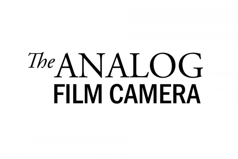 The Analog Film Camera title