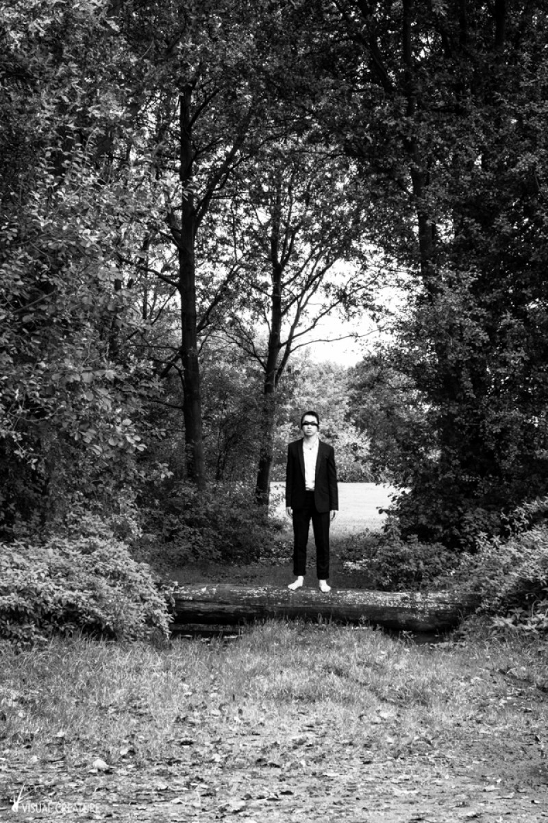 Self-portrait serie Lost