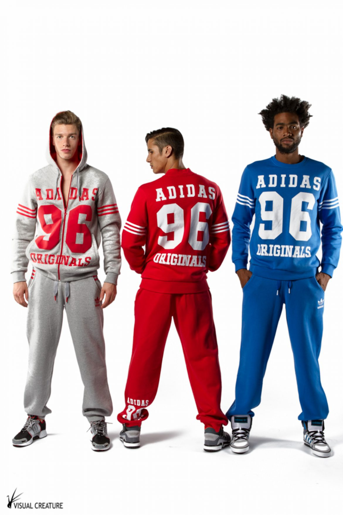 Just posted: Adidas SS14 collection