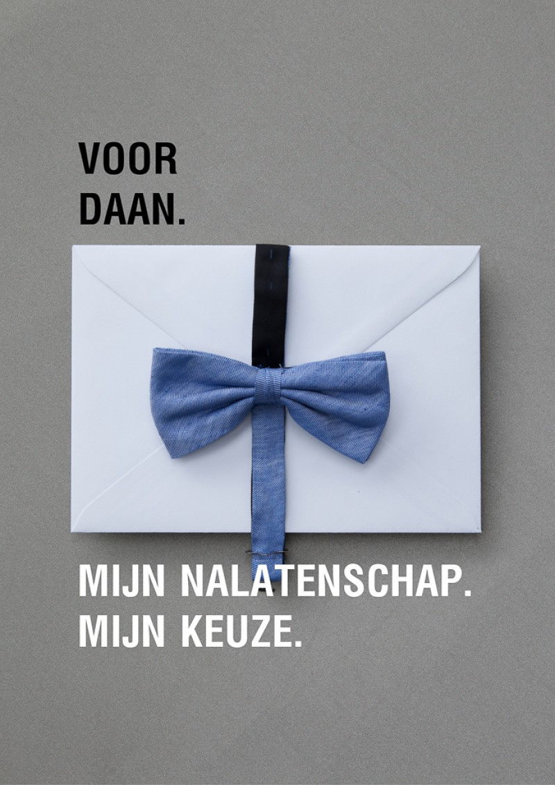 Concept campaign for donor recruitment