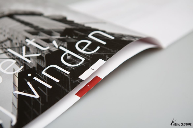 Baanmakelaar: Brochure design