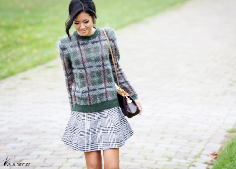 AW14 Preppy look August Reign