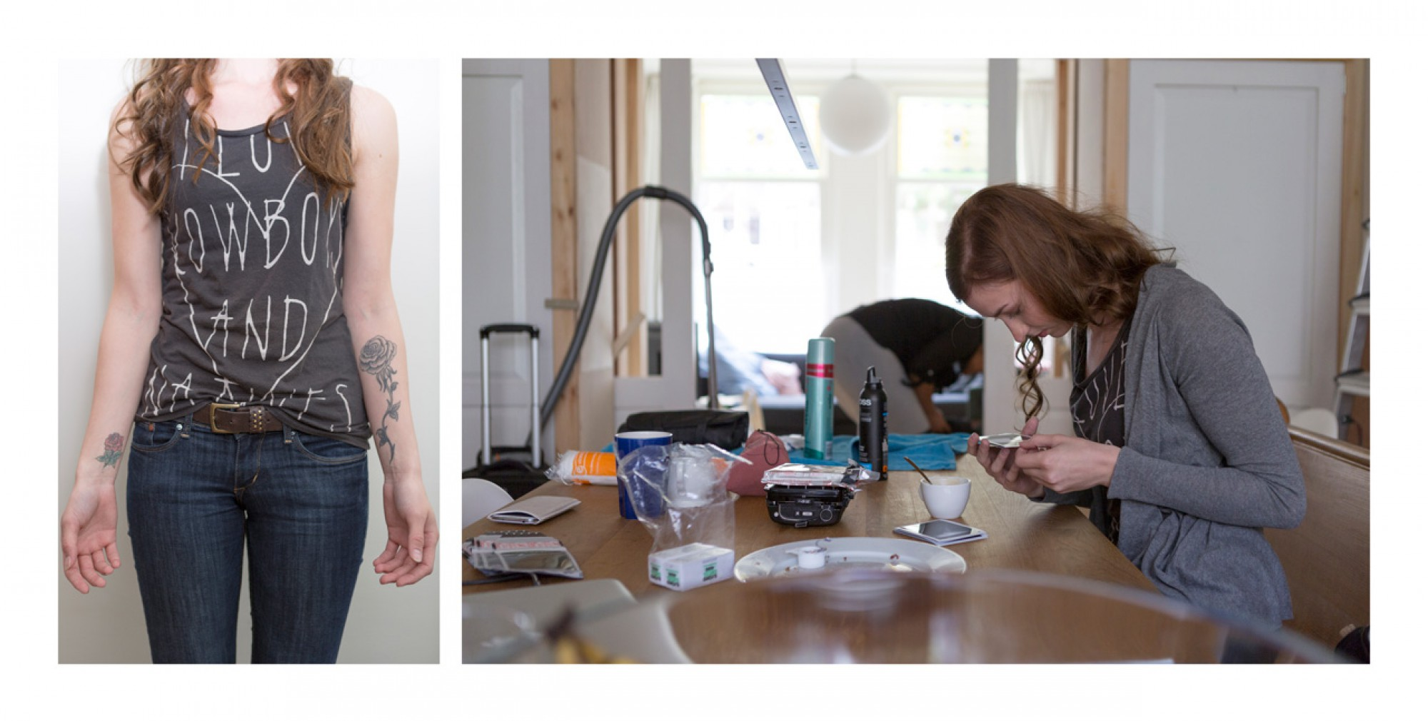 Behind the tattoo: Vera