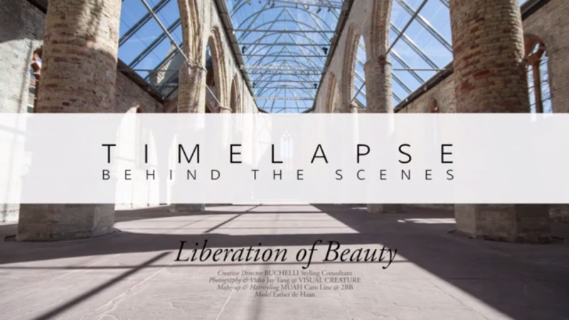 BTS: Liberation of Beauty